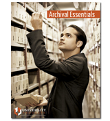Umiverity Products Archival Essentails catalog